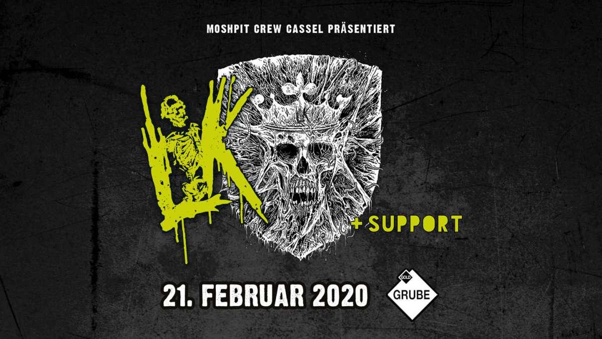 LIK u. Support - Goldgrube  - Kassel