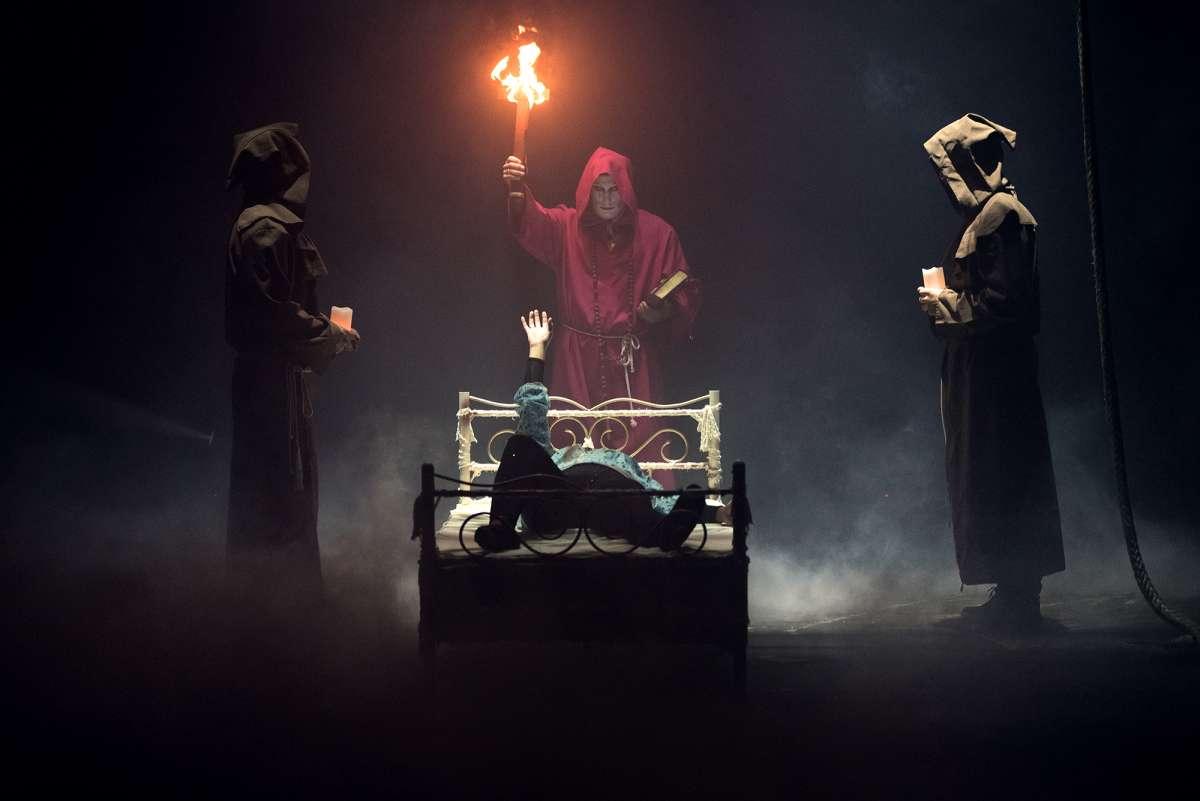 ABGESAGT! Zirkus des Horrors - Infernum - Messeplatz -  - Kassel