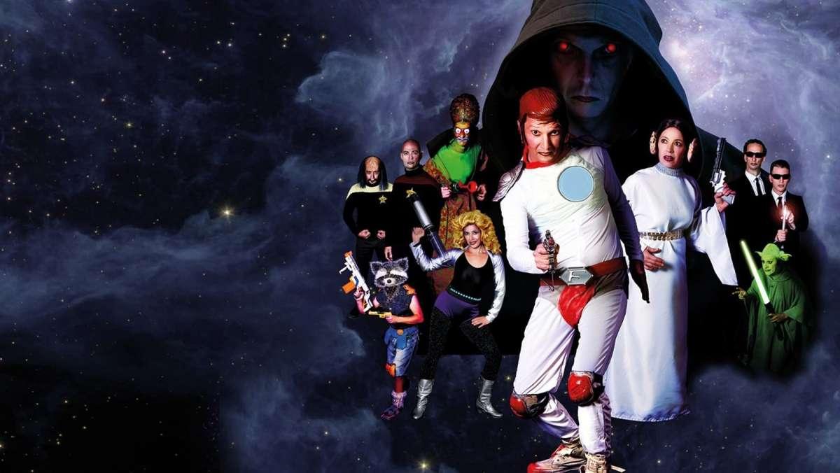 Helden der Galaxis - Das Vollplaybacktheater - Paderhalle - Paderborn