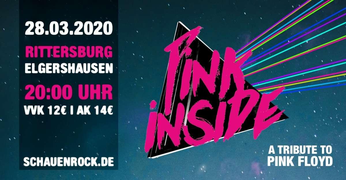 Schauenrock - Pink Inside - Rittersburg  - Schauenburg