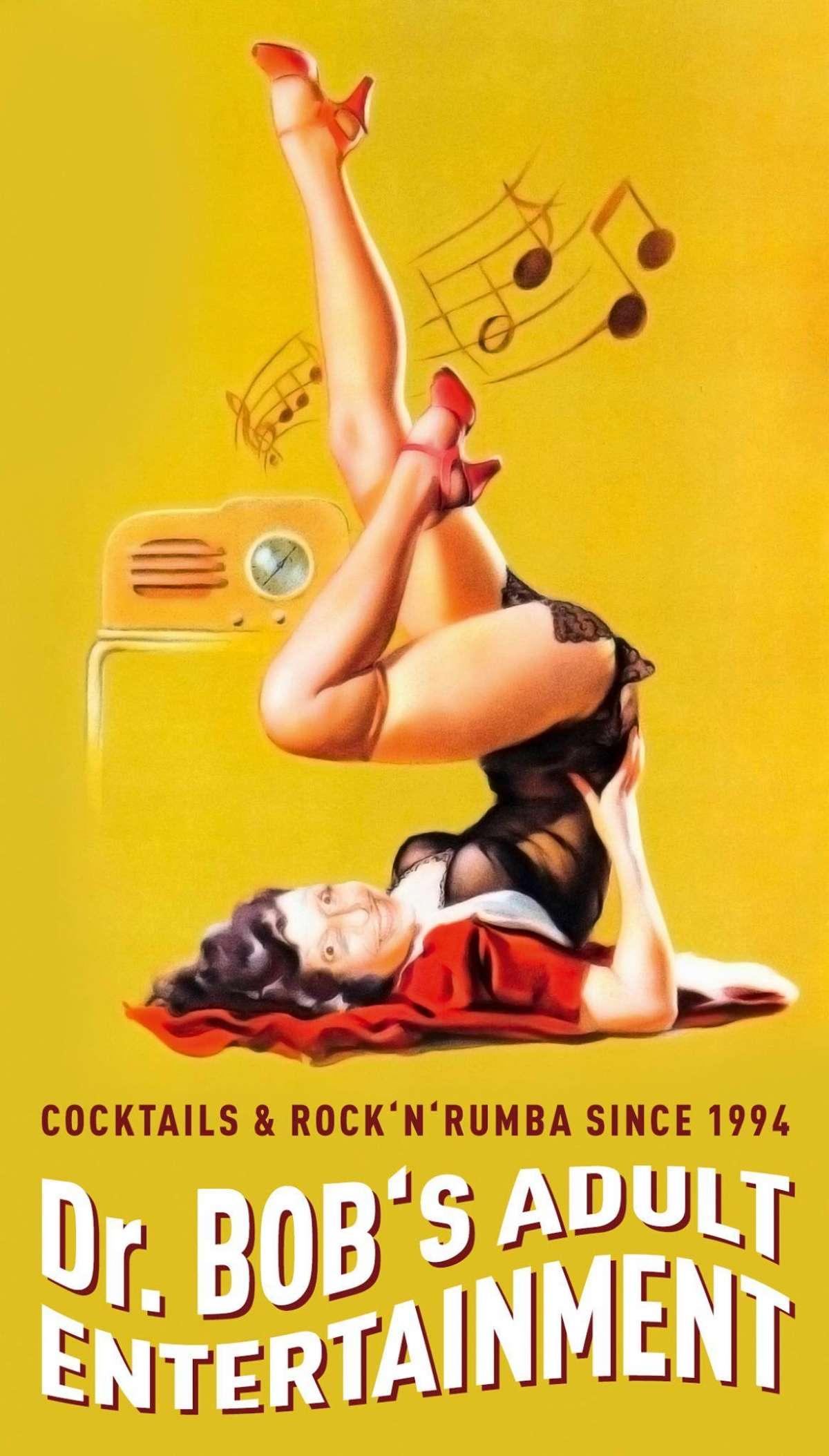 Bob's Adult Entertainment ABGESAGT - Lolita Bar - Kassel