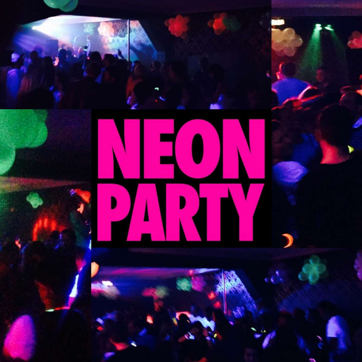 NEON Party - mr. stringer Vs DJ Calavera  - einsB & Freihafen  - Göttingen