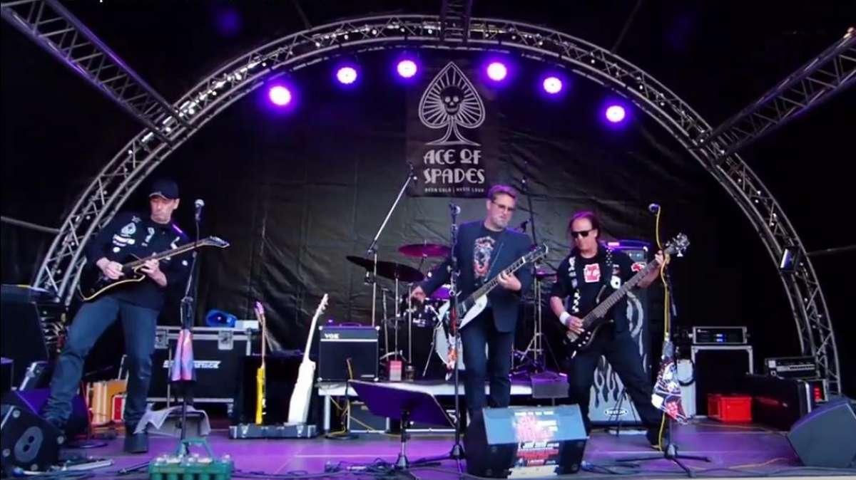 Bad Boys Play Rock'n'Roll - Ace Of Spades - Gasthaus Heck - Waldeck-Netze