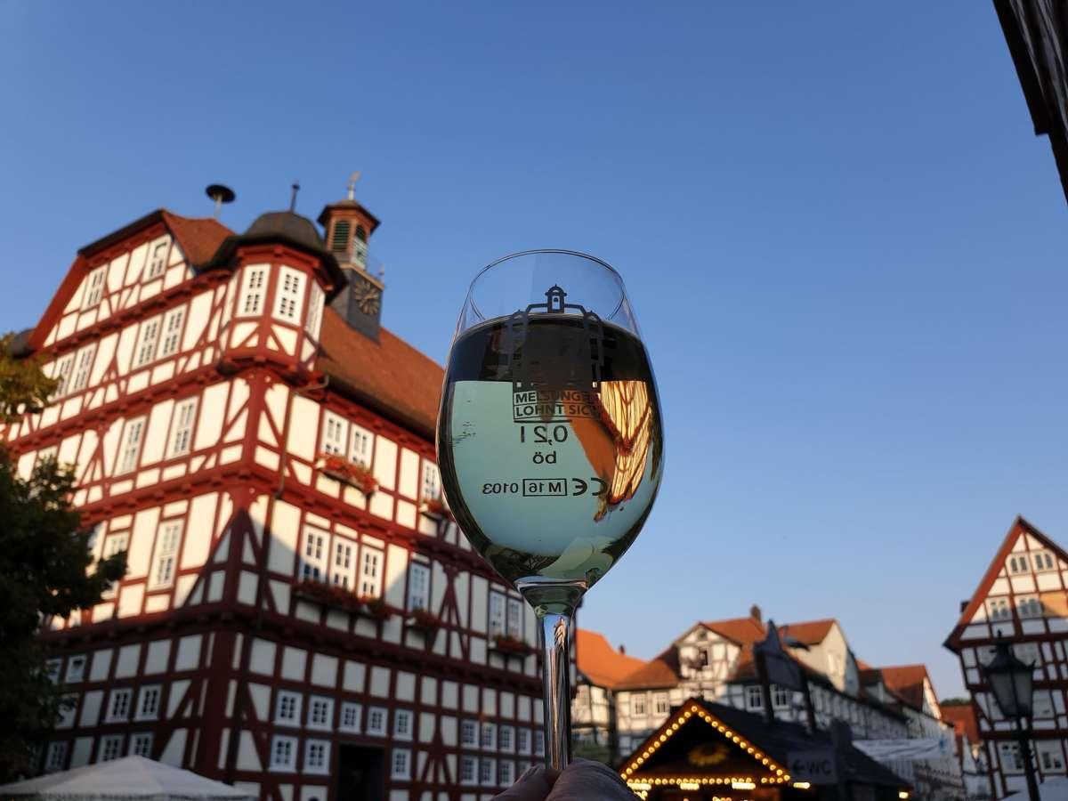 Melsunger Weinfest **** ABGESAGT wegen Corona **** - Marktplatz  - Melsungen