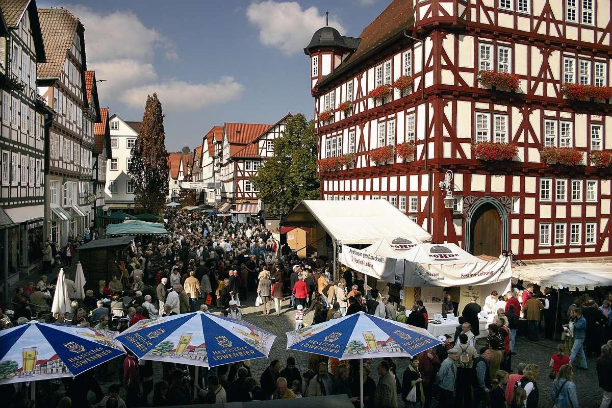 Nordhessen geschmackvoll - Spezialitätenfestival   **** ABGESAGT **** - Innenstadt  - Melsungen