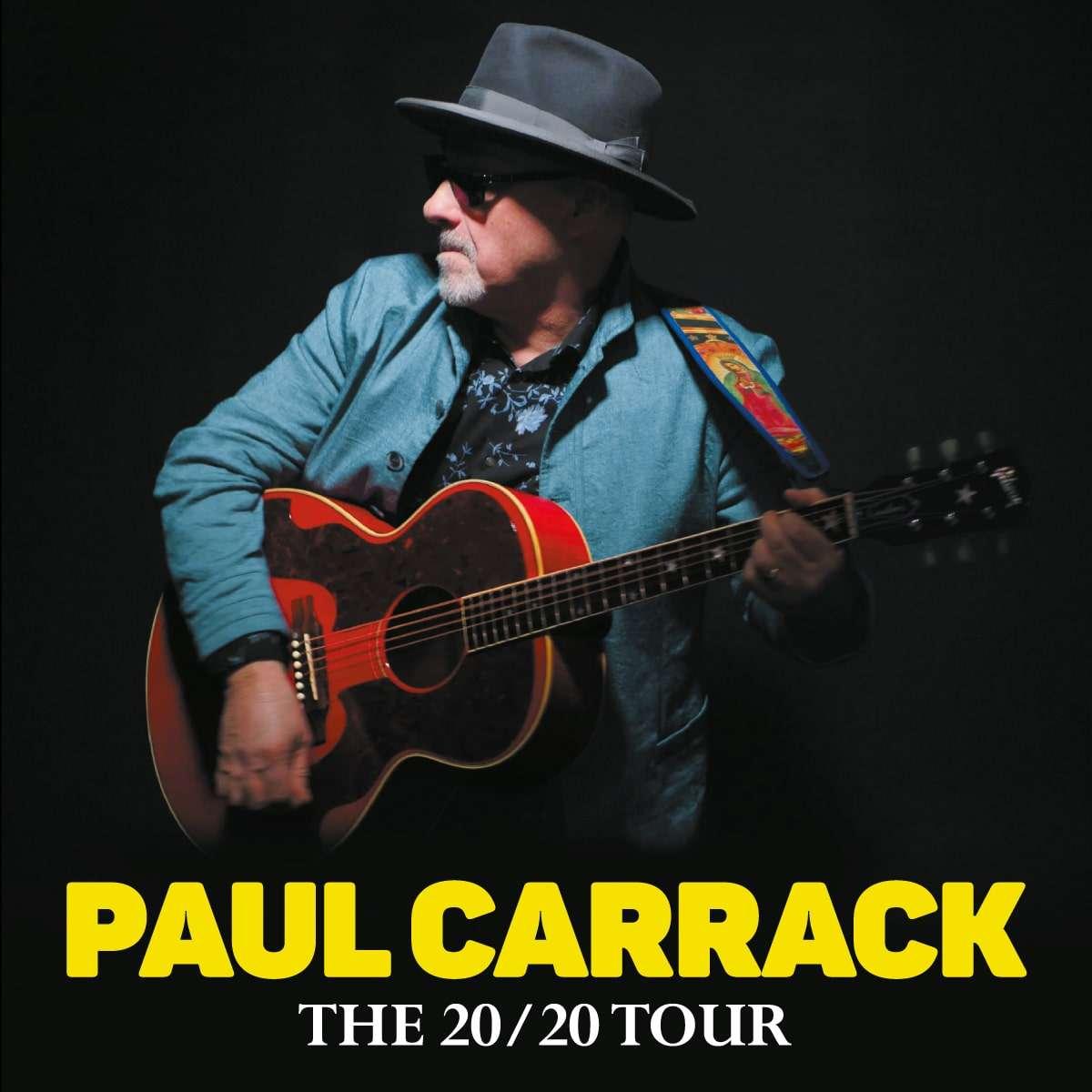 The 20/20 Tour - Paul Carrack - Paderhalle - Paderborn
