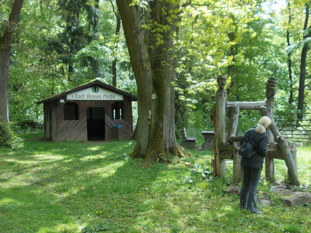 4-Hütten-Tour - Bartenwetzerbrücke - Melsungen
