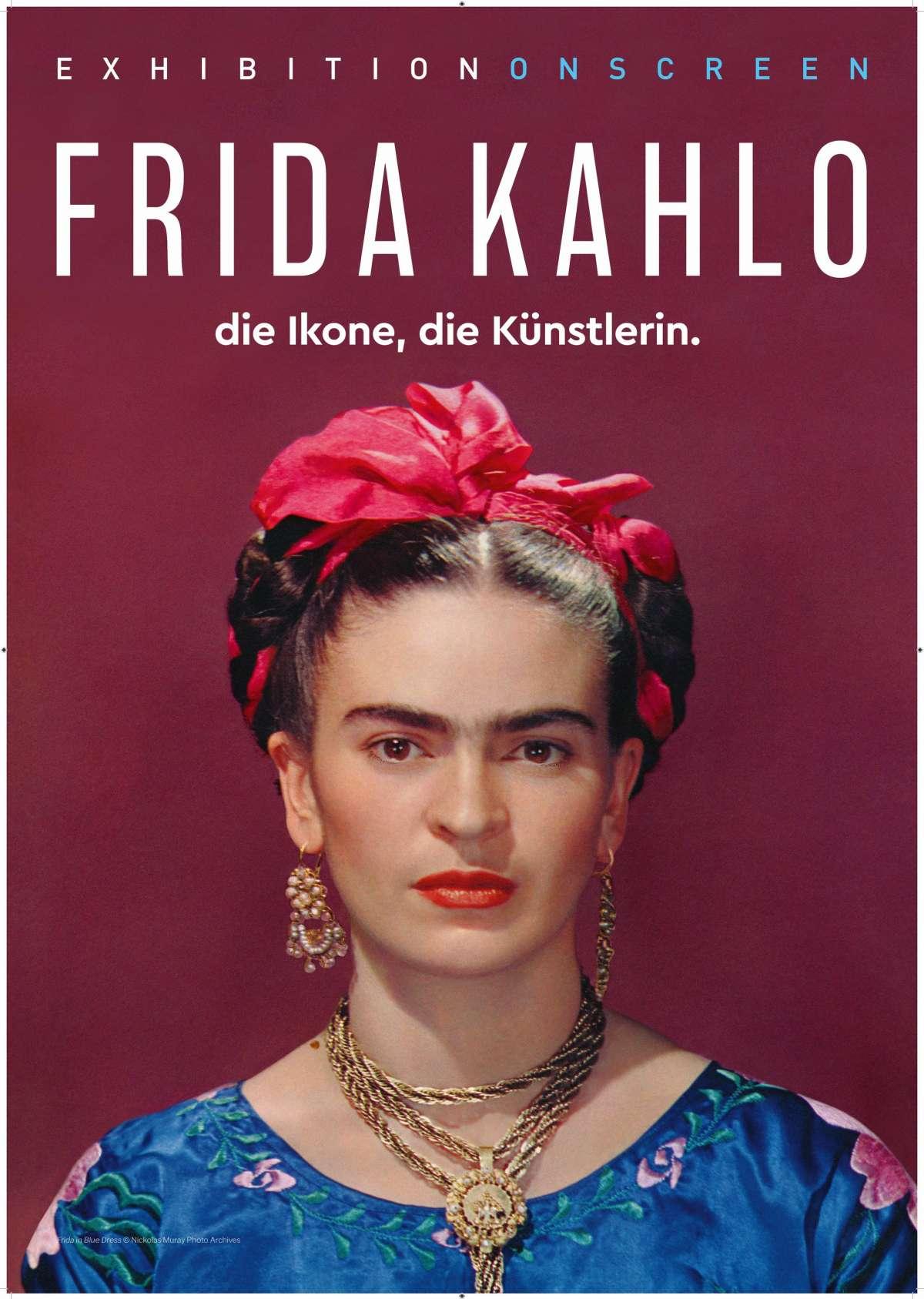 Kunst im Kino: Frida Kahlo - Cine-Royal  - Fritzlar