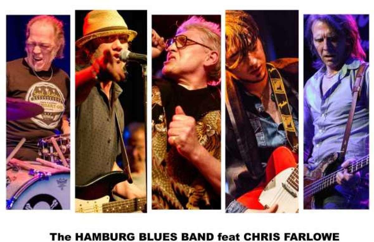 Friends For A LVEtime VOL. II Tour - The Hamburg Blues Band feat. Chris Farlowe & Krissy Matthews - Theaterstübchen - Kassel