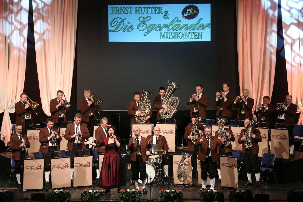 Das Original - Ernst Hutter & die Egerländer Musikanten - Stadthalle  - Stadtallendorf