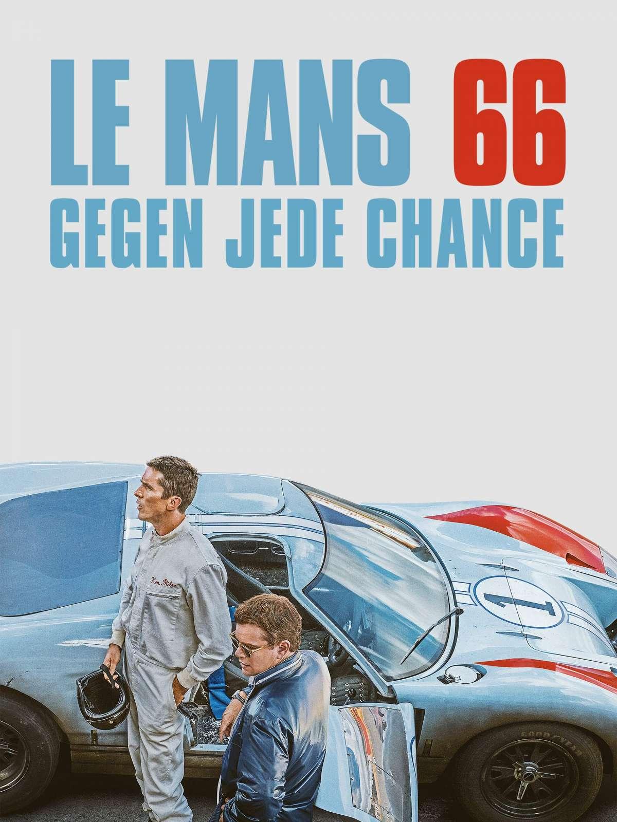 Le Mans 66 - Gegen jede Chance - Autokino  auf dem alten Festplatz - Baunatal