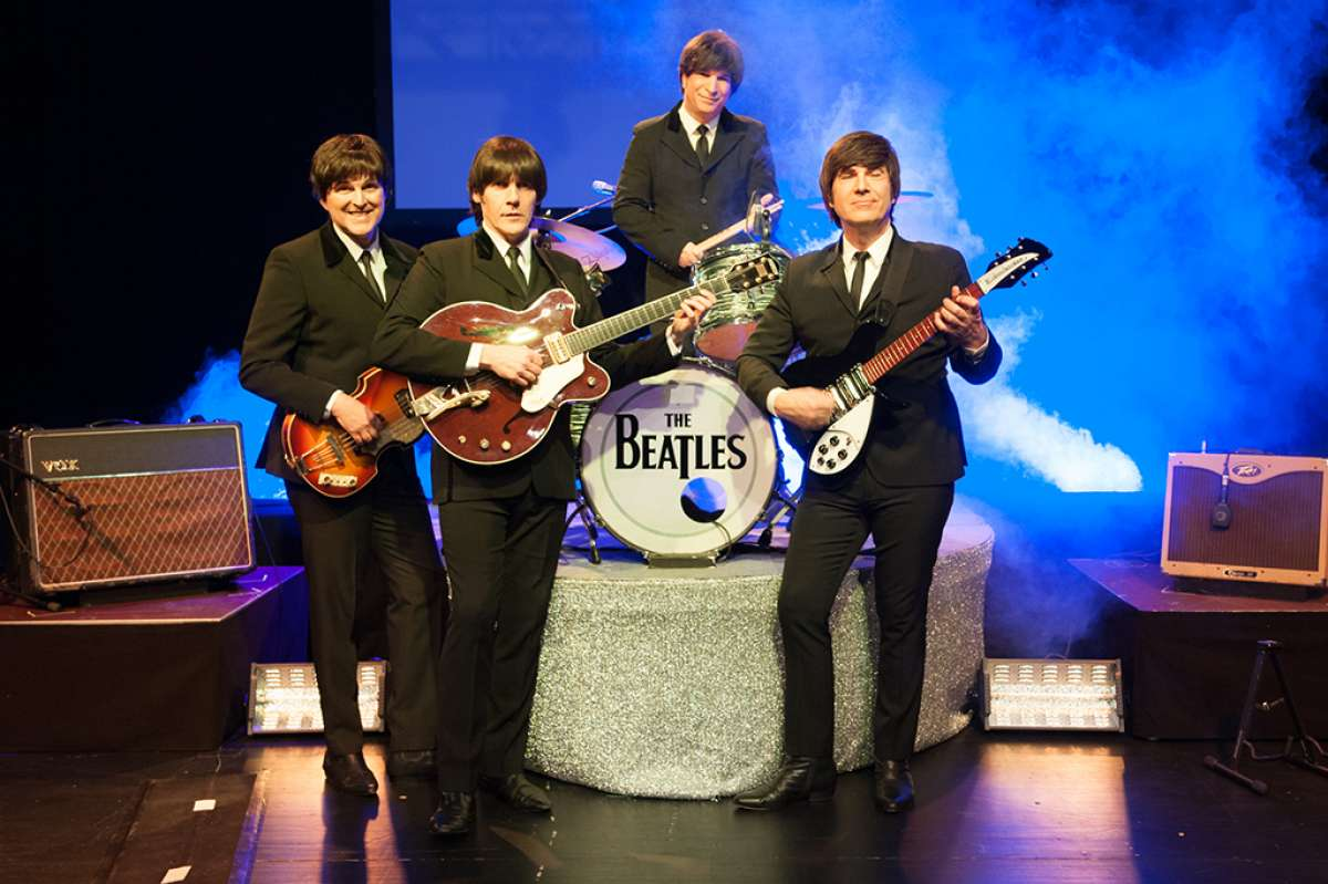 all you need is love! - Das Beatles-Musical - Stadthalle  / Kongress Palais  - Kassel