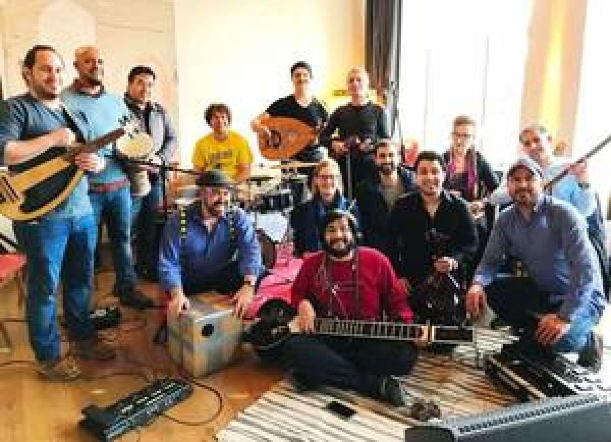 Transkulturelles Musikprojekt – Salonmusik aus dem Sandershaus - Sandershaus  e.V. - Kassel