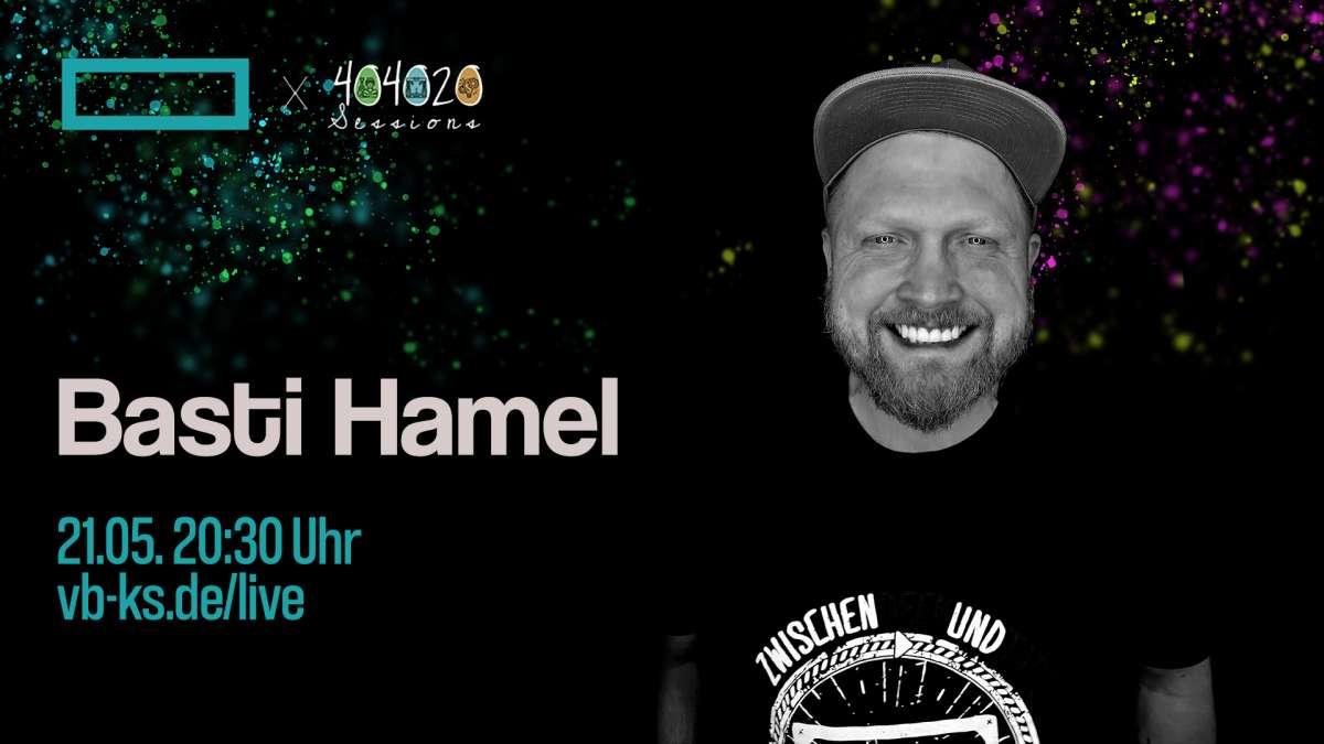 404020 Sessions - Folge III mit Basti Hamel - Basti Hamel - Internet - Weltweit Online