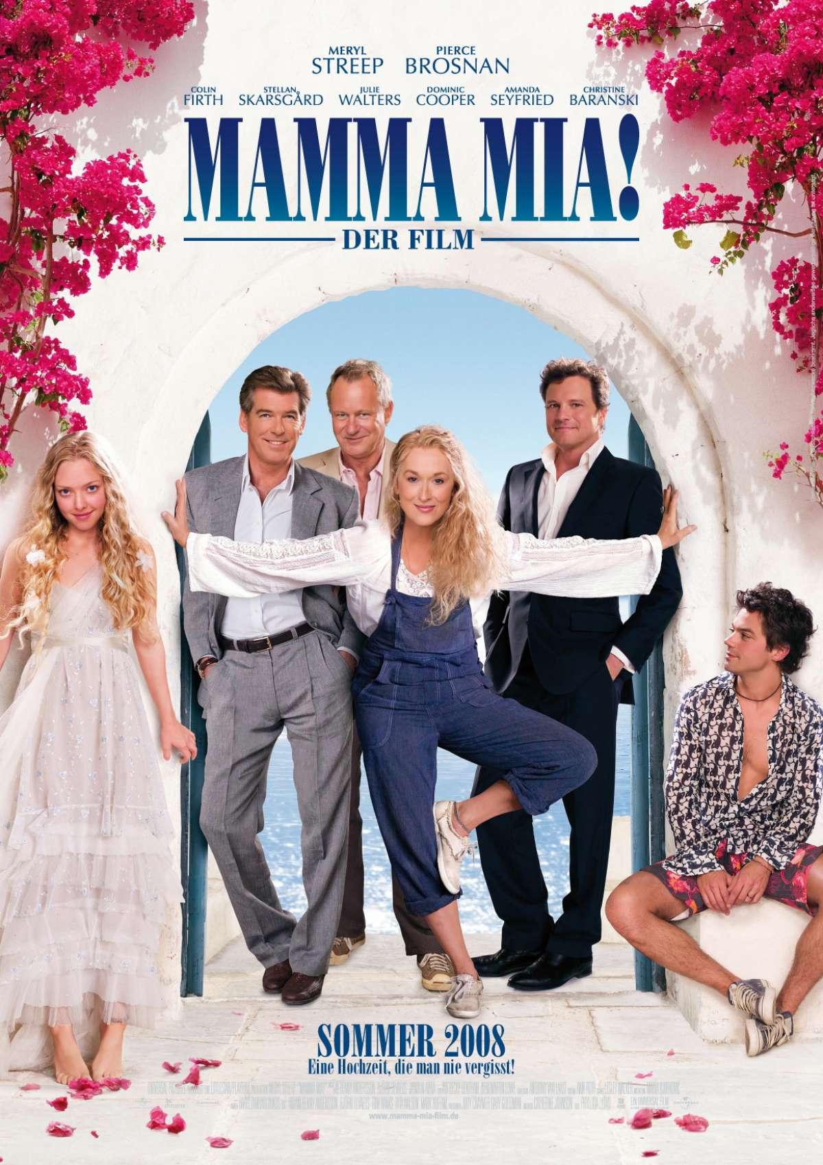 Mamma Mia! - Autokino  Festplatz Werdchen - Eschwege