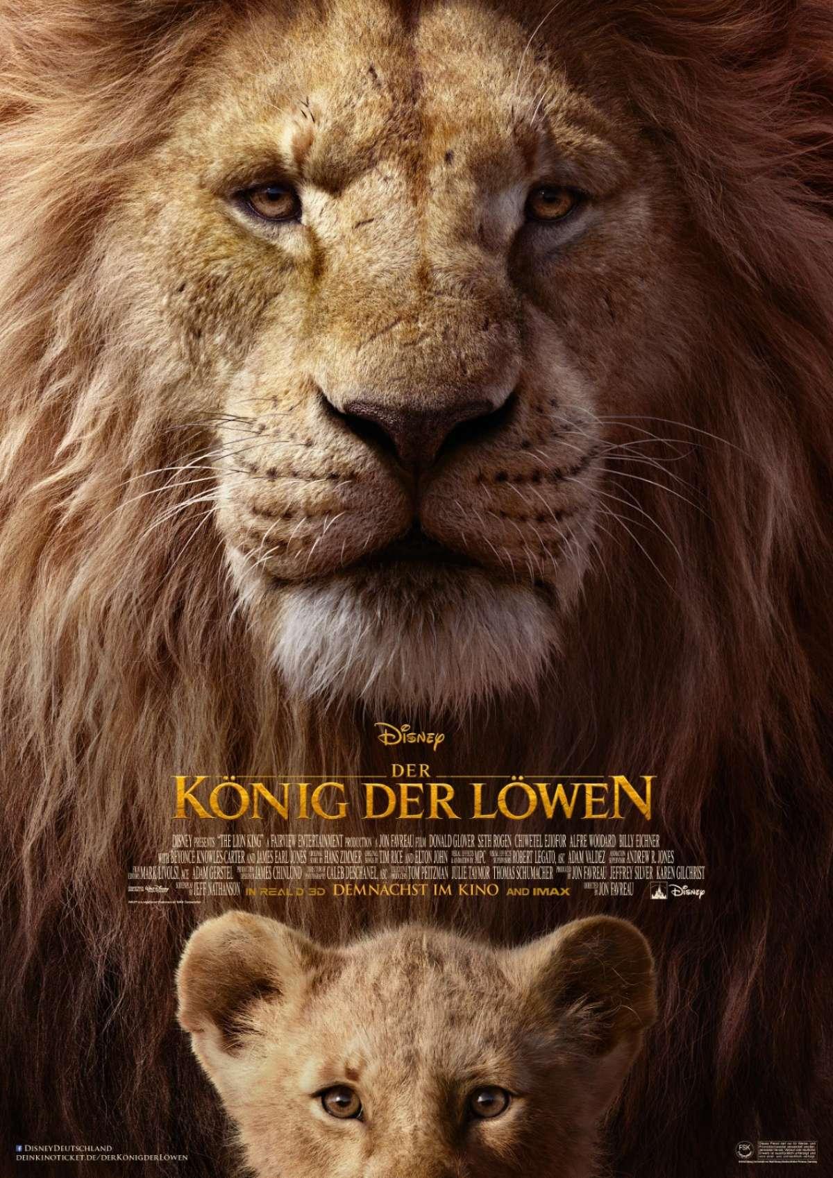 König der Löwen  - Autokino  Messeplatz - Marburg