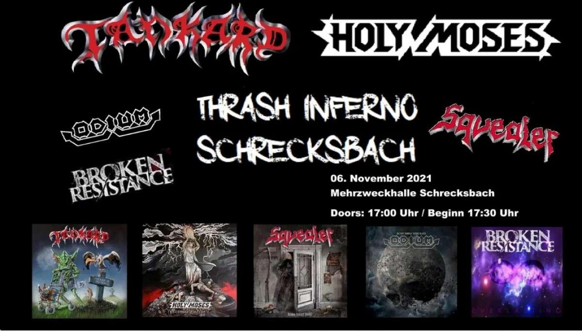 Thrash Inferno Schrecksbach