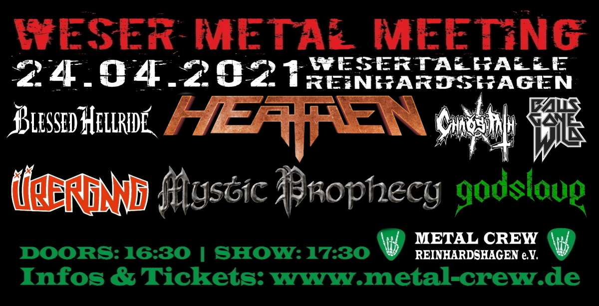 Weser Metal Meeting 2022