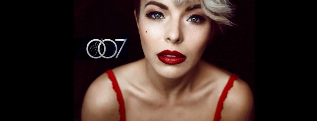 ABGESAGT ABENDROT SHOW 24 - James Bond 007 - Denise Vilöhr, Romana Reiff, Verena Piwonka - Bar Seibert - Kassel