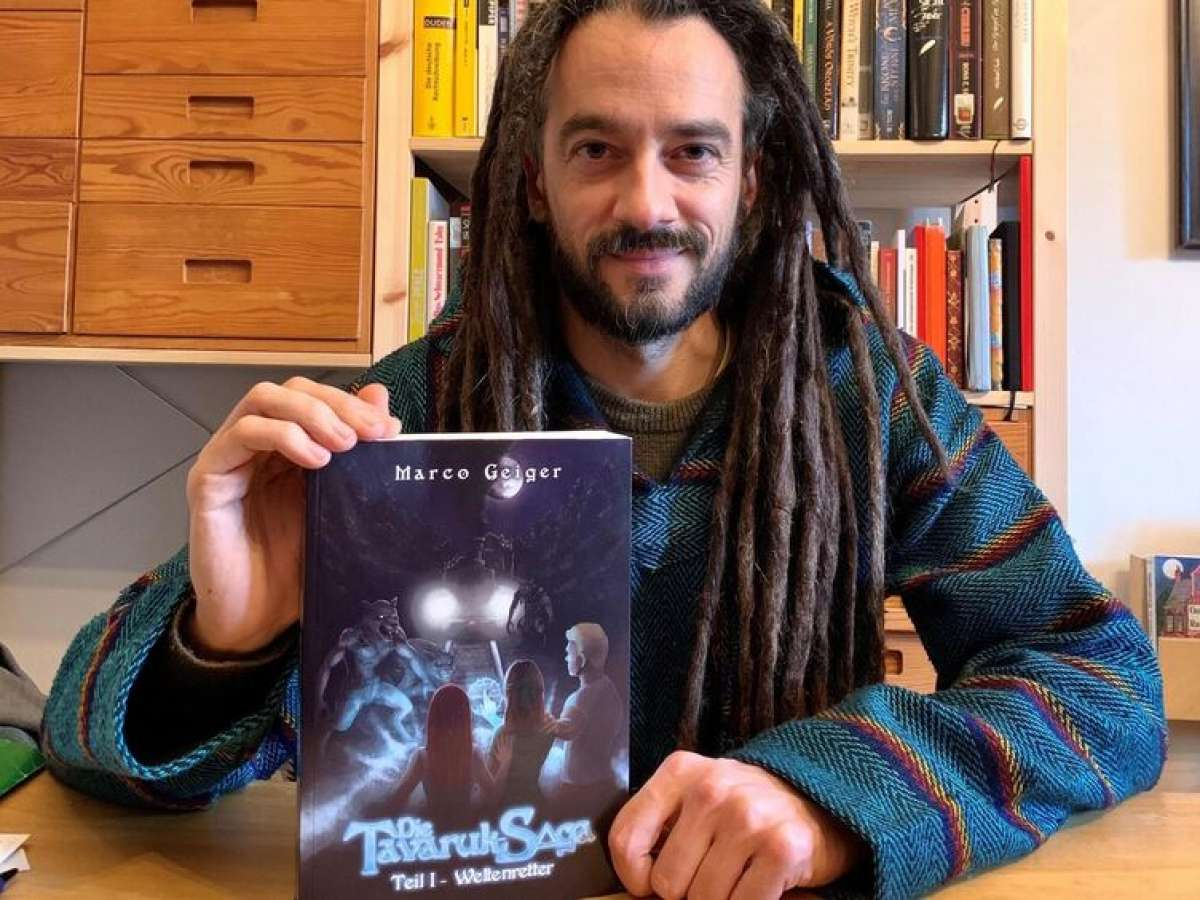 Fantasy Lesung - Marko Hegedus - Internet - Weltweit Online
