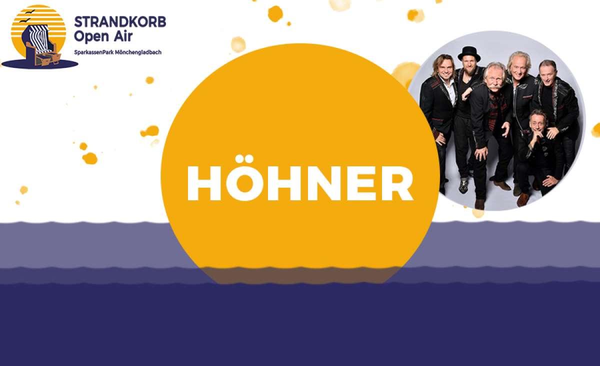 Strandkorb Open Air  - Höhner  - Sparkassenpark  - Mönchengladbach