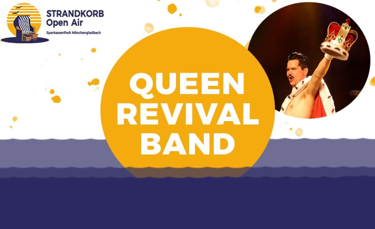Strandkorb Open Air - Queen Revival Band  - Sparkassenpark  - Mönchengladbach