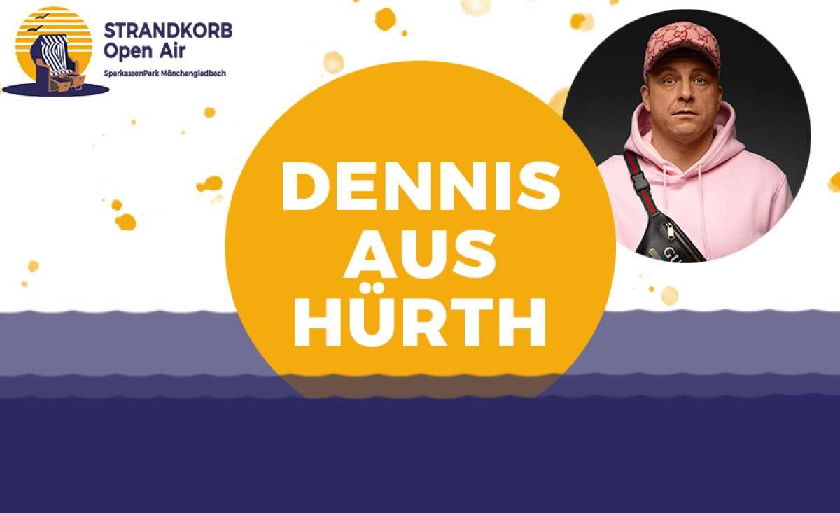 Strandkorb Open Air - Dennis aus Hürth  - Sparkassenpark  - Mönchengladbach