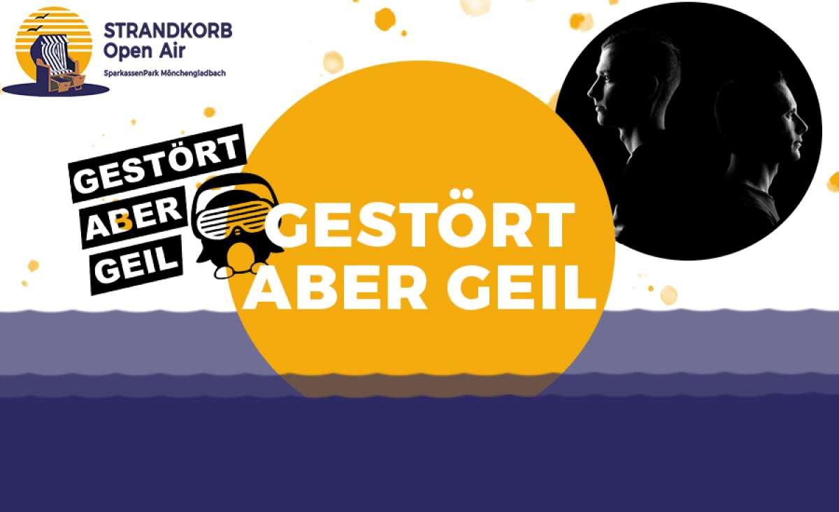 Strandkorb Open Air - Gestört Aber GeiL - Sparkassenpark  - Mönchengladbach
