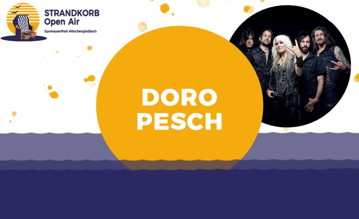 Strandkorb Open Air - DORO Pesch - Sparkassenpark  - Mönchengladbach