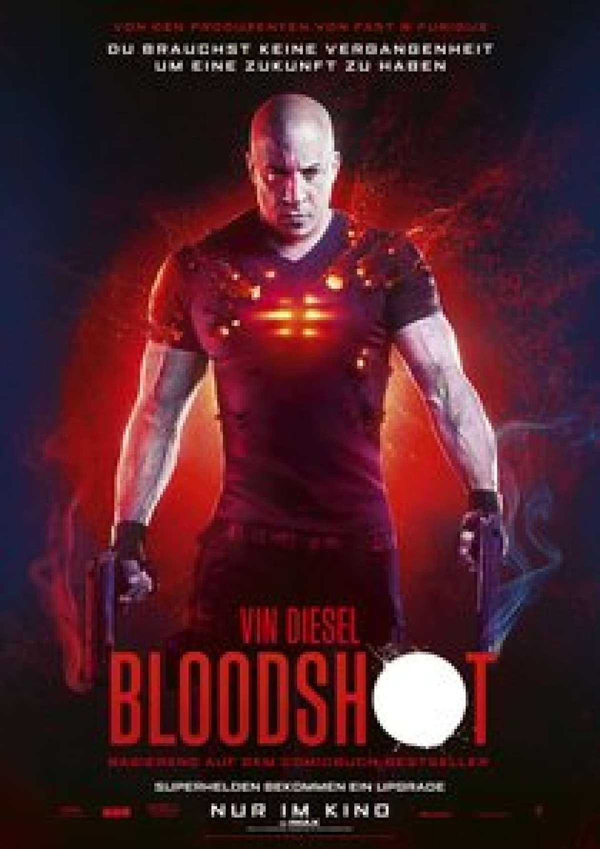 Bloodshot - Cine-Royal  - Fritzlar