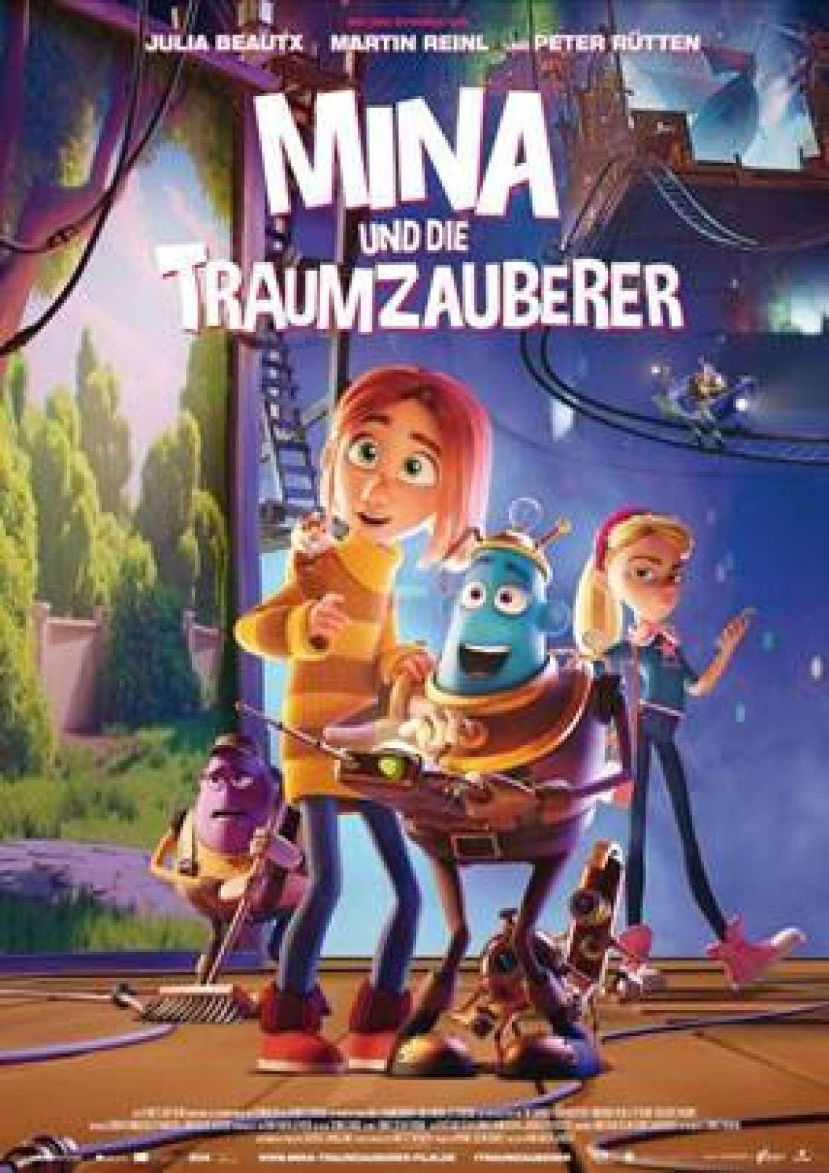 Mina und die Traumzauberer - Cineplex  - Baunatal
