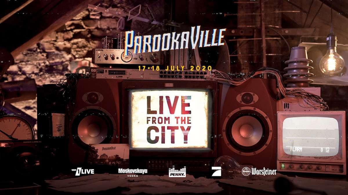 PAROOKAVILLE - Felix Jaehn, Top-DJs - Internet - Weltweit Online