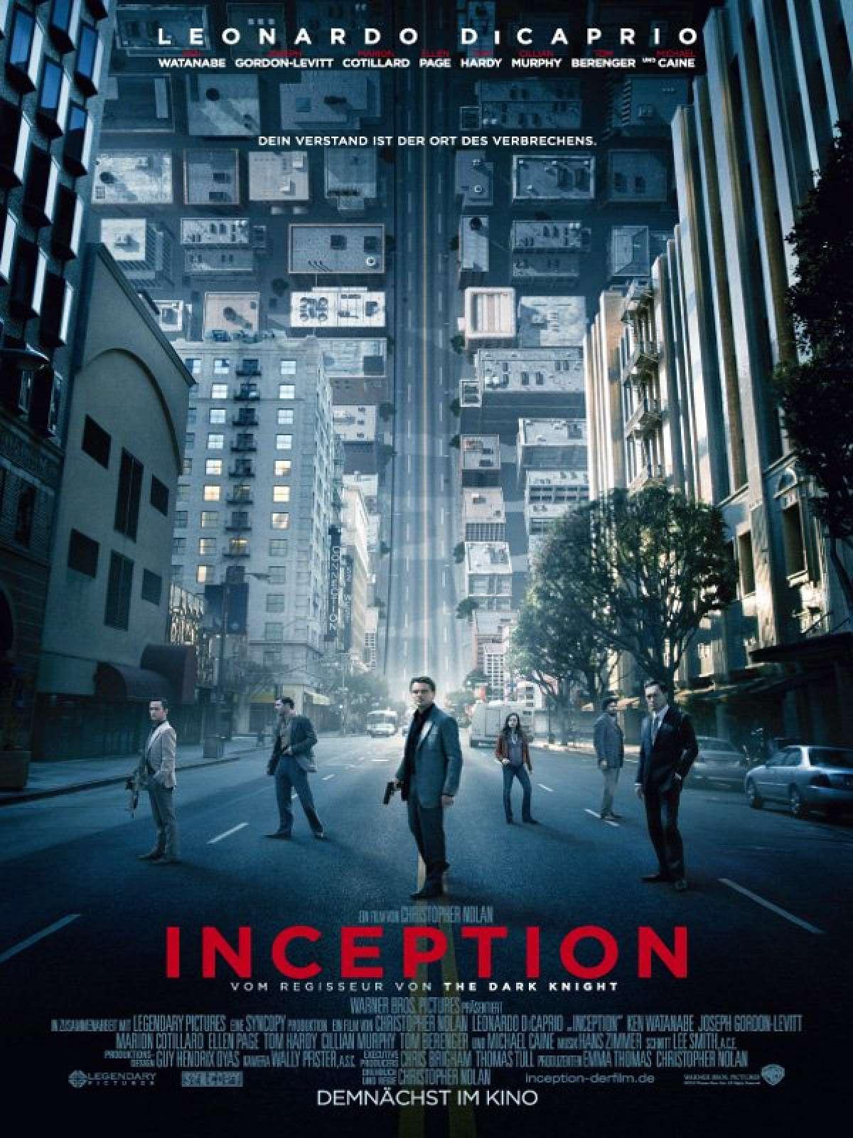 Inception - Cineplex  - Kassel