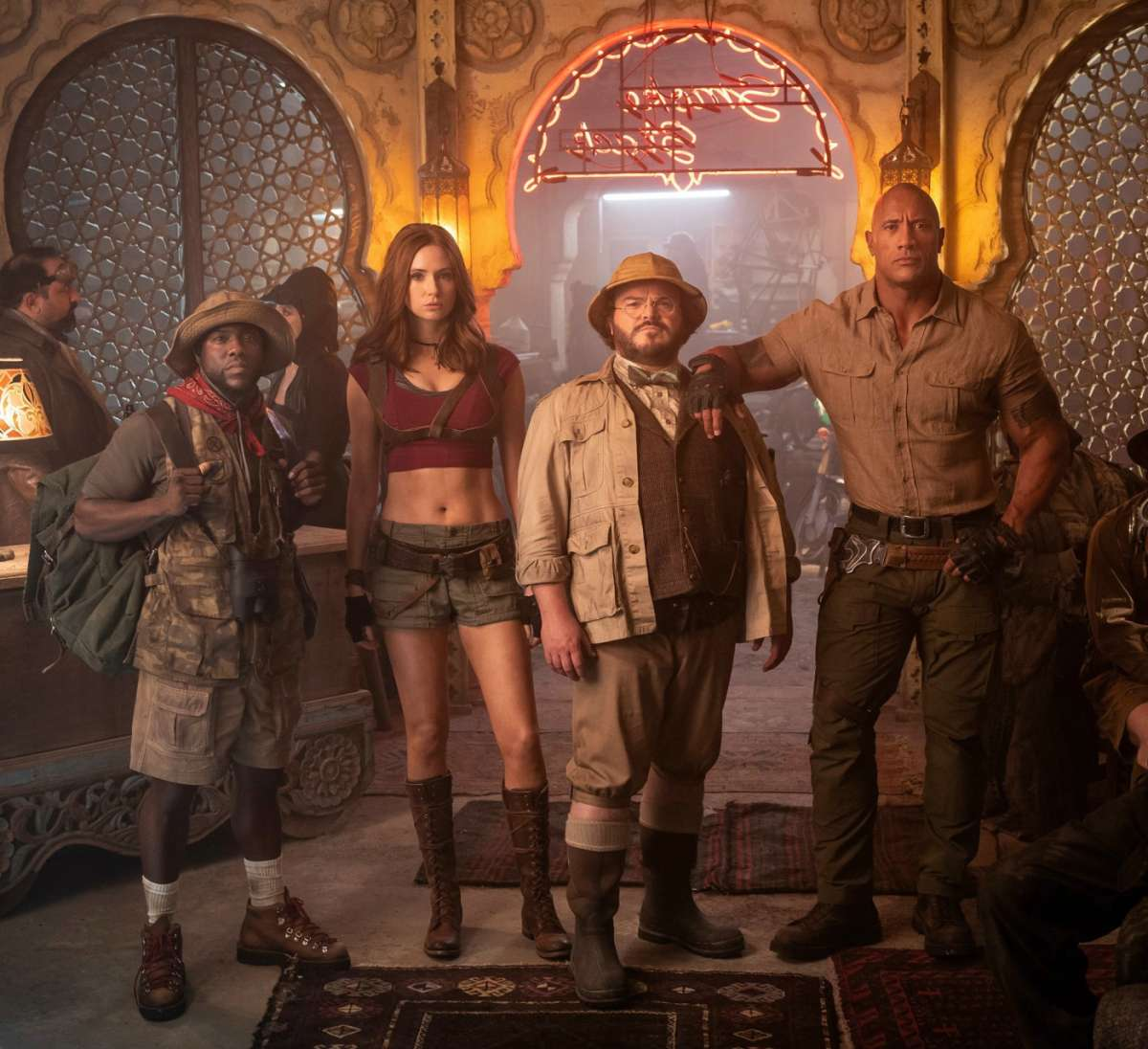 JUMANJI - The next Level - Kino  - Wolfhagen