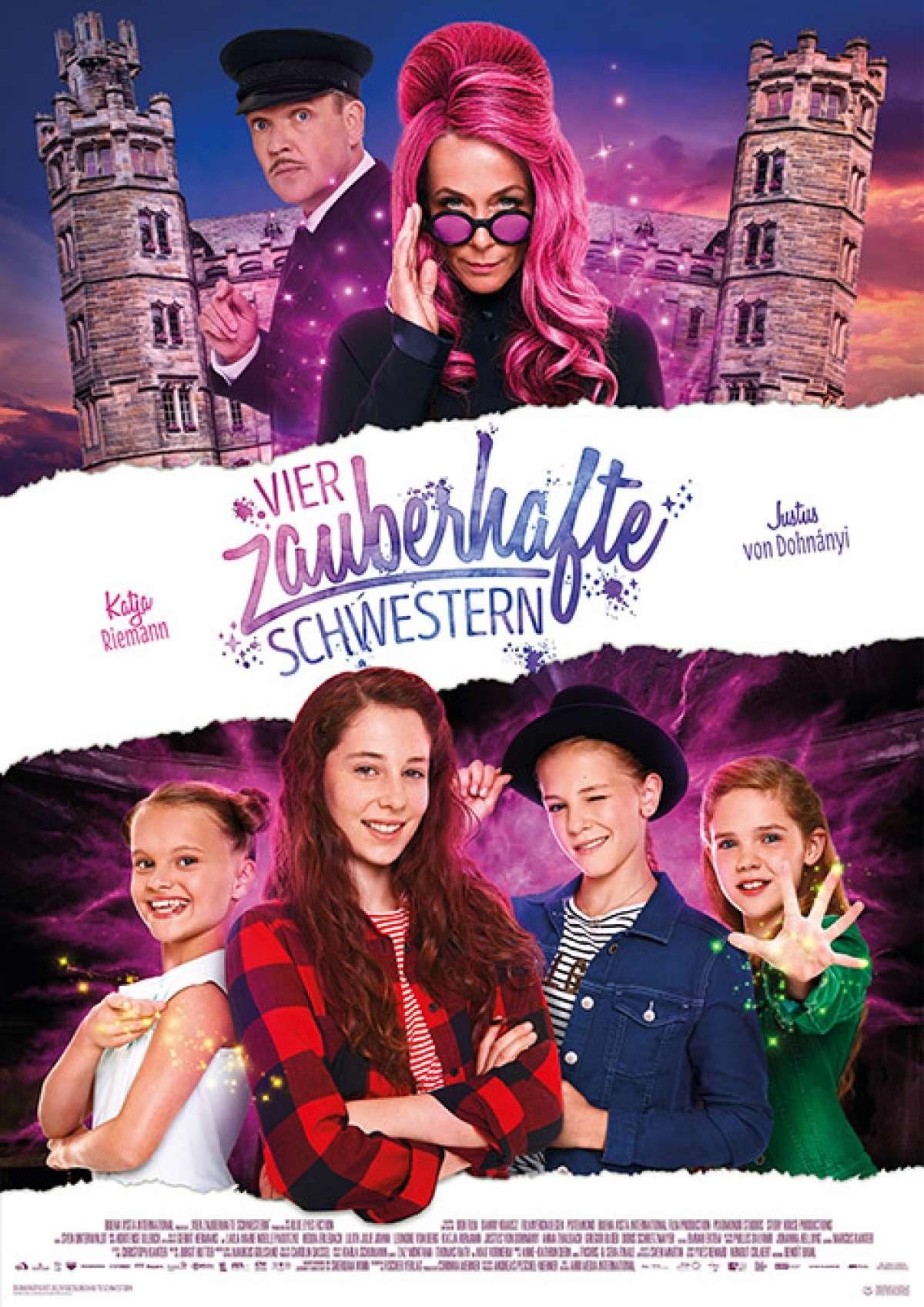 Vier zauberhafte Schwestern - Kino  - Wolfhagen