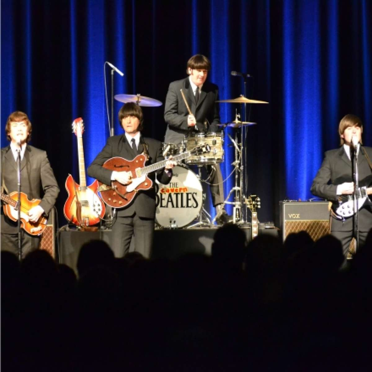 Live From Liverpool - The Cavern Beatles - Stadthalle  - Bad Hersfeld