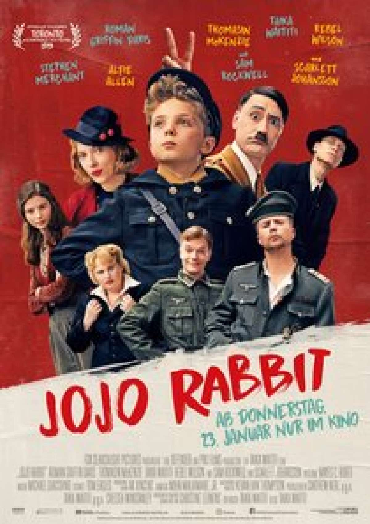 Jojo Rabbit - Dock 4 (Hof) - Kassel