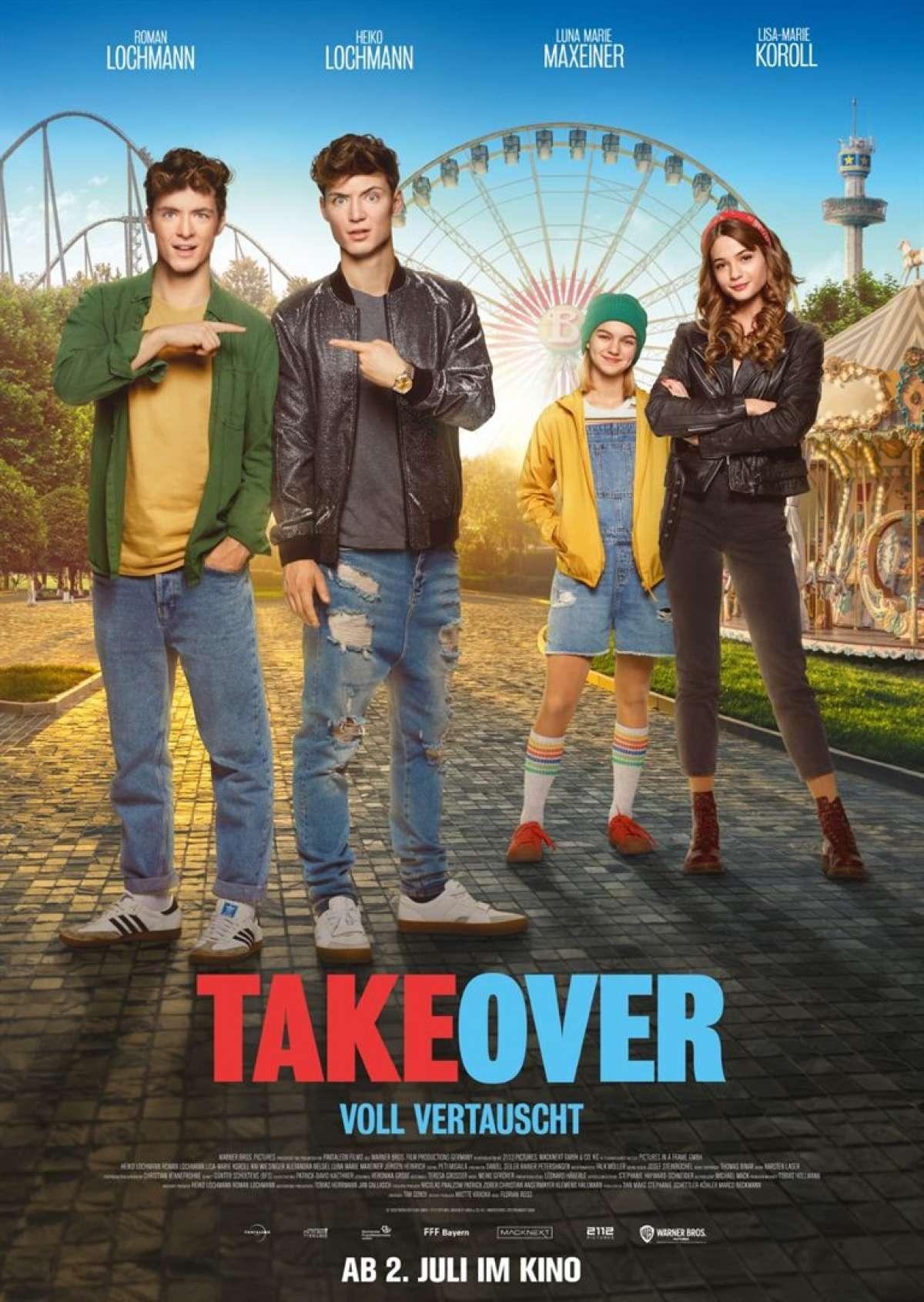 TakeOver - Voll Vertauscht - Central Kino  - Borgentreich