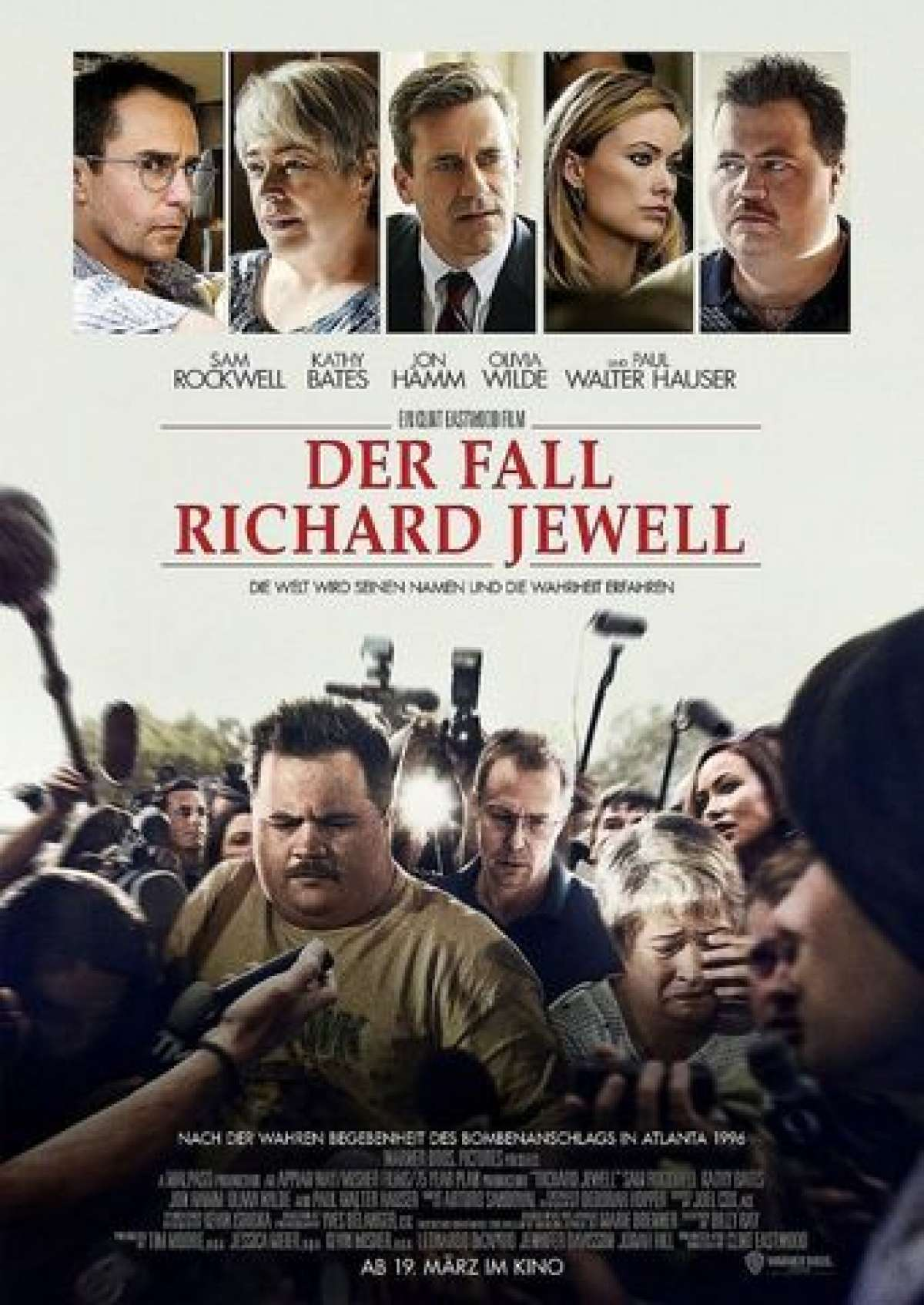Der Fall Richard Jewell - Cineplex  - Warburg