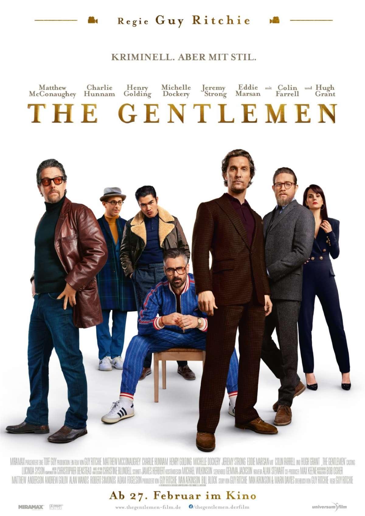 The Gentlemen - Cineplex  - Marburg