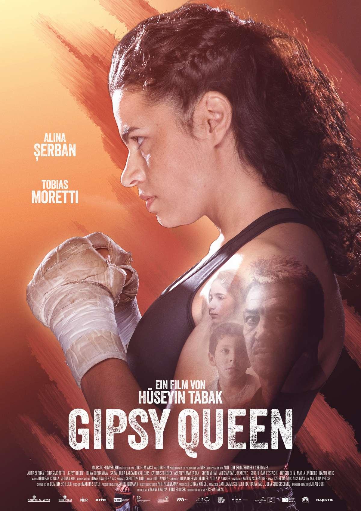 Gipsy Queen - Capitol-Center - Marburg