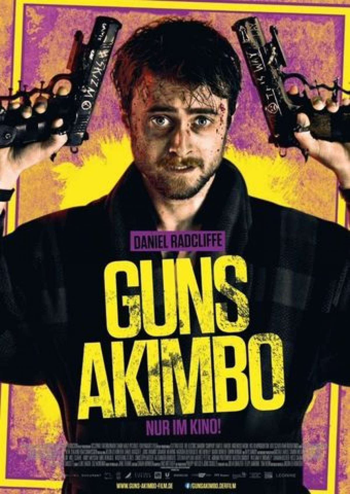 Guns Akimbo - Burg Theater Treysa - Schwalmstadt-Treysa