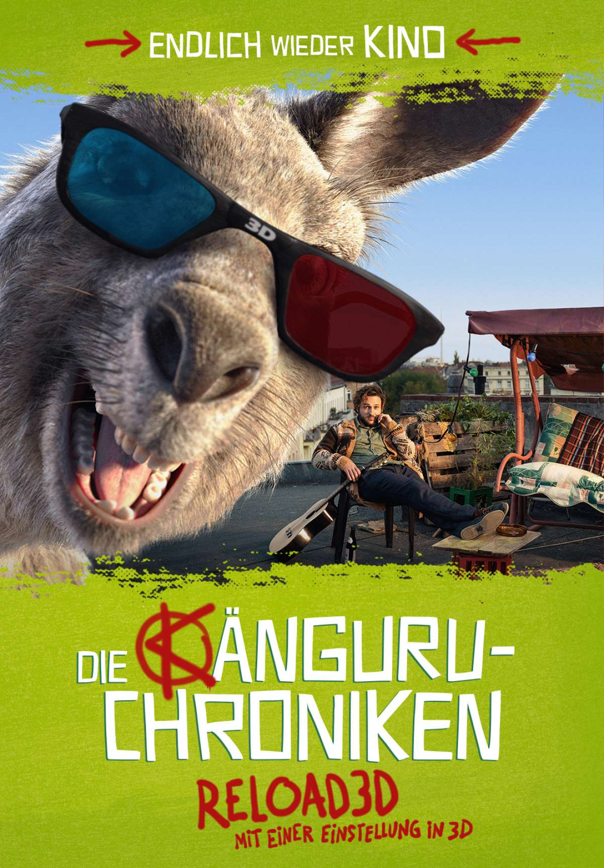 Die Känguru-Chroniken - Kino  - Bad Driburg