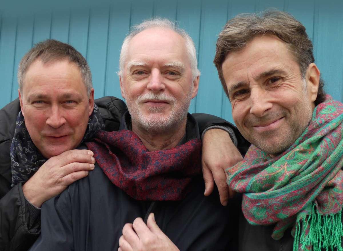 Boreal trifft Bergpark - Trio Süd-Ost - BOREAL Biergarten - Kassel