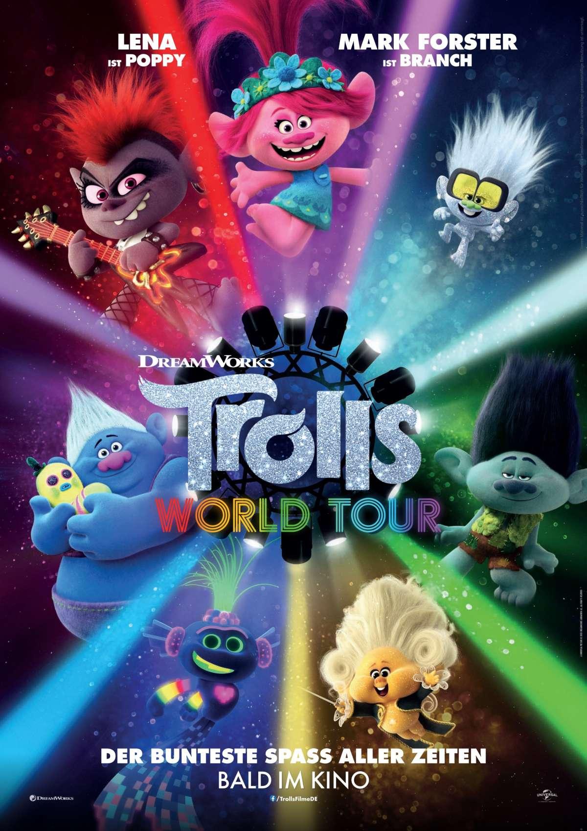 Trolls World Tour - Kino Brakel - Brakel, Westfalen