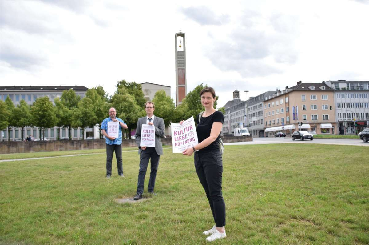 Kultur.Liebe.Hoffnung - Joern and the Michaels - Elisabethkirche  - Kassel