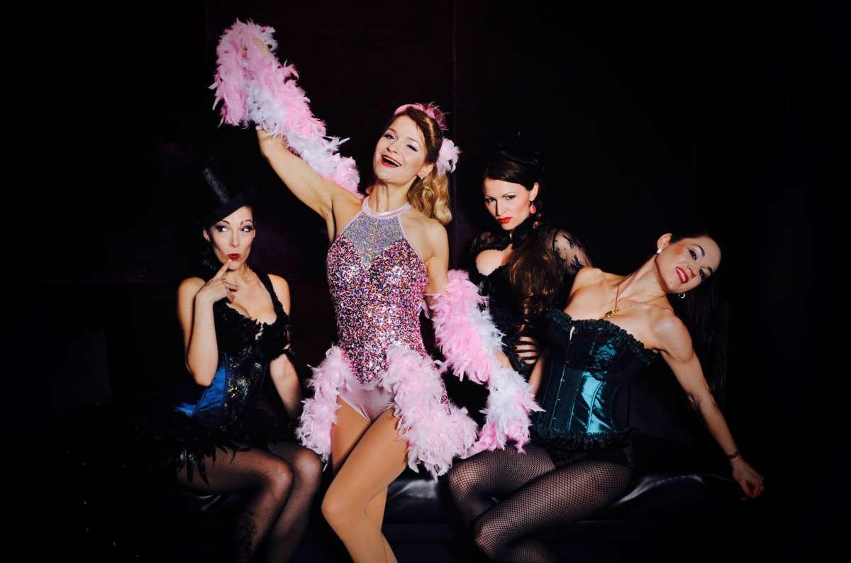 Moulin Rouge - Abendrot Show Nr. 23 - Abendrot Show Ensemble - Bar Seibert - Kassel