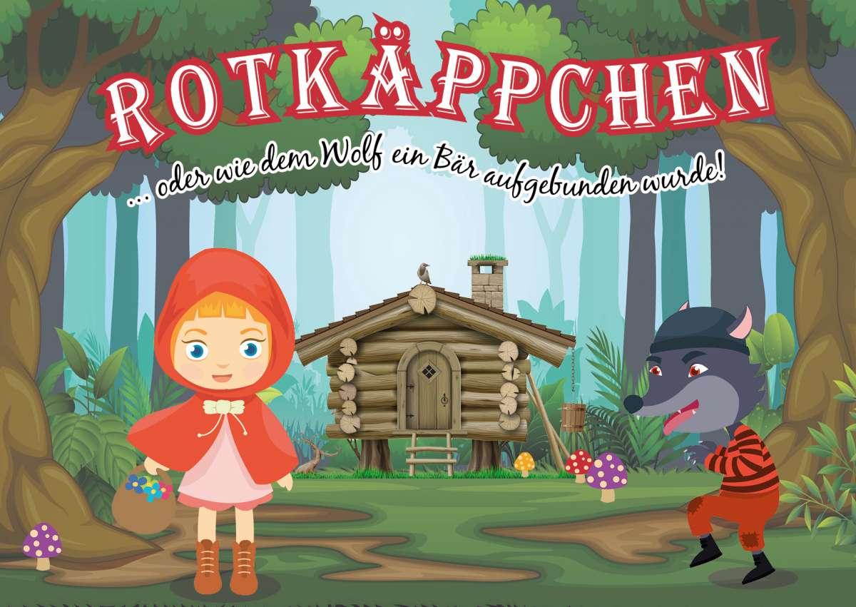 ABGESAGT - Rotkäppchen …oder Wie dem Wolf ein Bär aufgebunden wurde - Komödie - Kassel