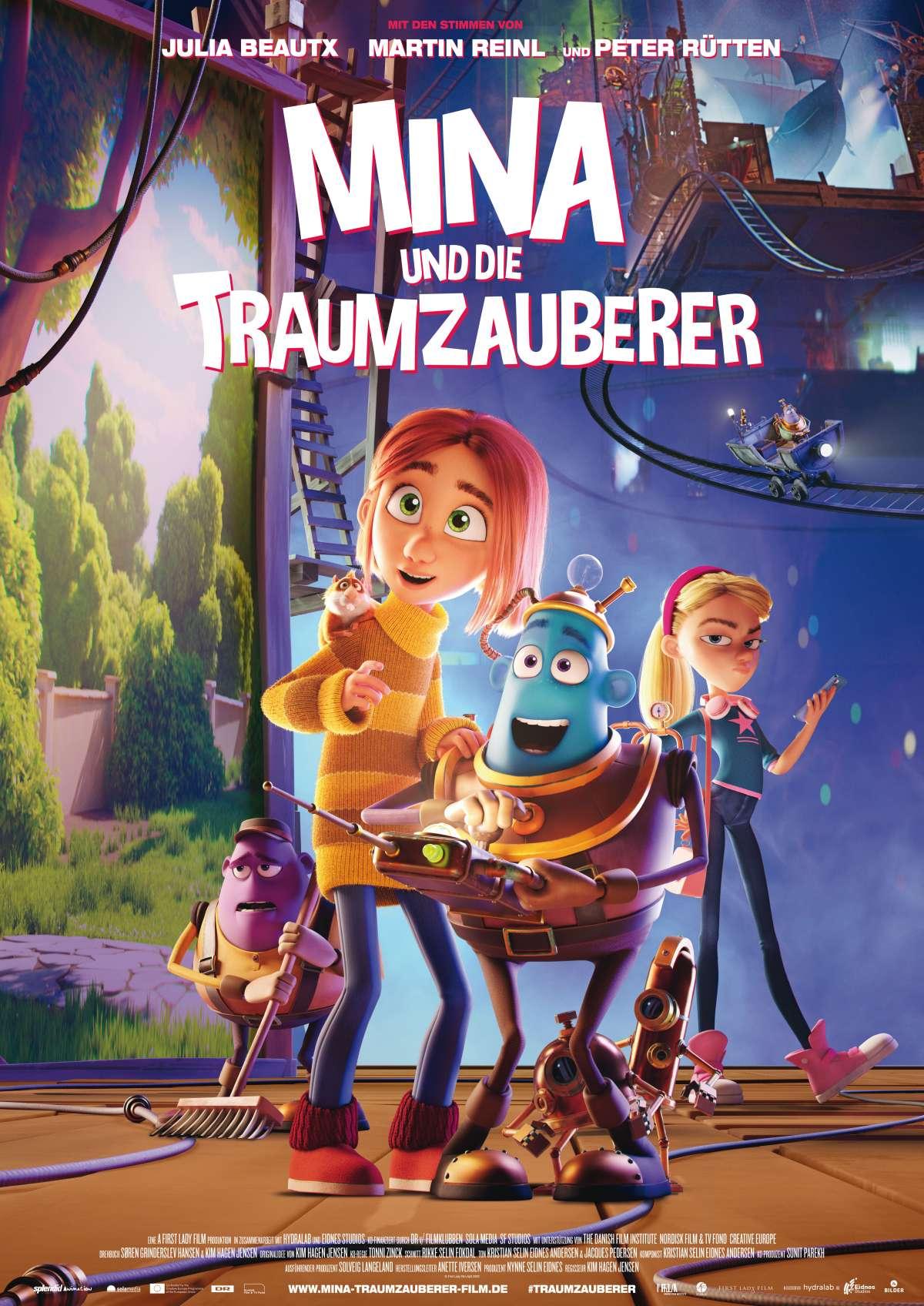 Mina und die Traumzauberer - Kino  - Bad Driburg