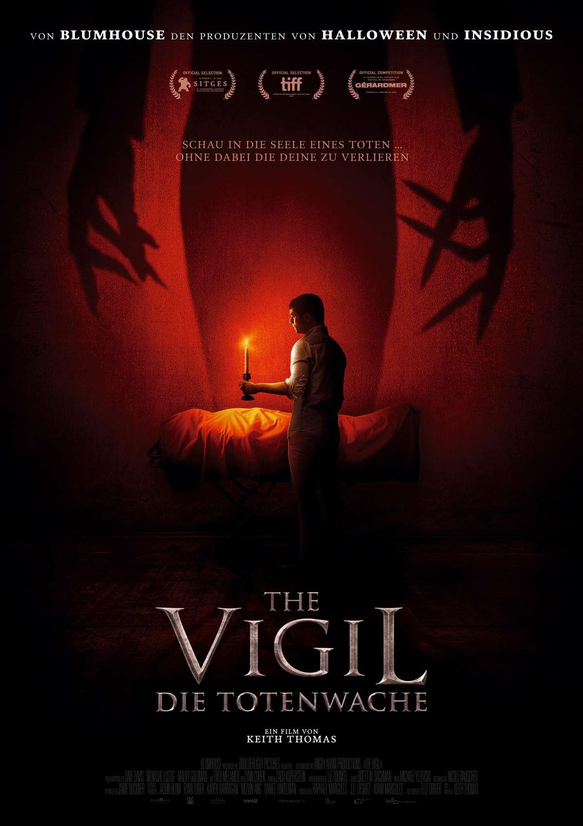 The Vigil - Die Totenwache - Cine-Royal  - Fritzlar